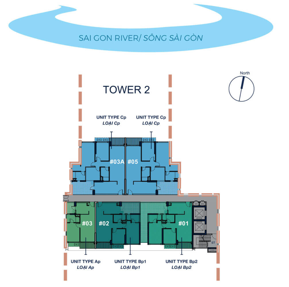 TOWER 2 - LEVEL 7