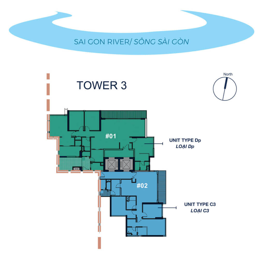 TOWER 3 - LEVEL 7