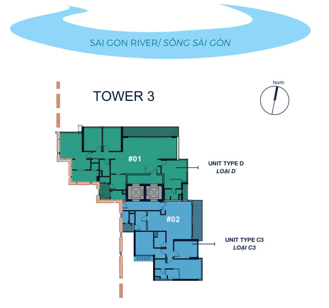 TOWER 3 - LEVEL 8 - 30