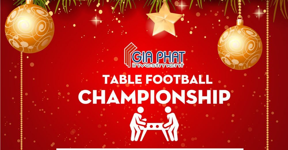 Đại chiến Bi Lắc Gia Phat Investment ( Gia Phat Investment - The Great war of tablle football )